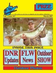 Vol. 1 Issue 167 March 2007 - Wvasportsman.net
