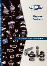 Hygienic Products - Dixon Group Europe Ltd