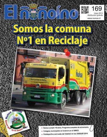 05. 2013 - Municipalidad de Ñuñoa