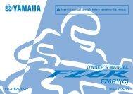 FZ6RY(C) - Yamaha