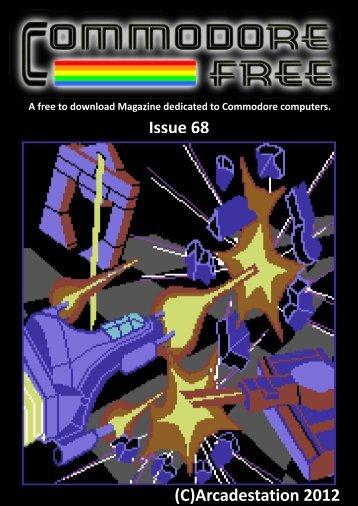 Commodore Free Magazine Issue #68 (PDF)