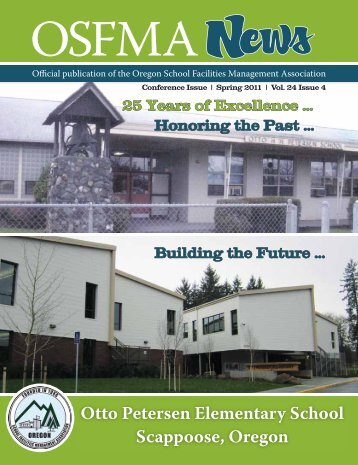 Otto Petersen Elementary School Scappoose, Oregon - OSFMA