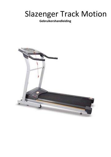 Slazenger Track Motion - Batutai