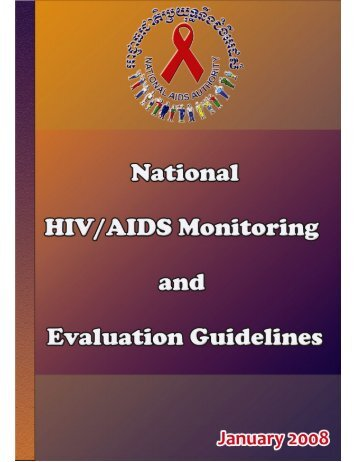 National HIV/AIDS - National AIDS Authority