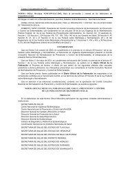 NOM-039-SSA2-2002, Para la prevención y control de las ...