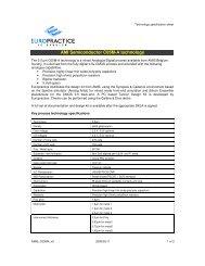 C05MA - Europractice