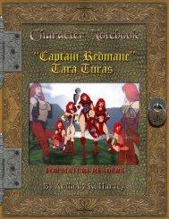 Character Notebook - Darkonnia