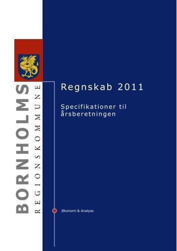 Specifikationer - Bornholms Regionskommune