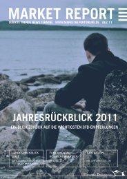 JAHRESRÜCKBLICK 2011 - Hanseatic Brokerhouse