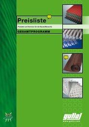 Welches Produkt wofür - Spiegel Fassadenbau GmbH
