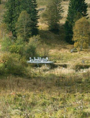 Pokoj v krajině - Architekt