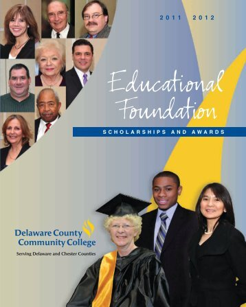 scholarshipsandawards - Delaware County Community College