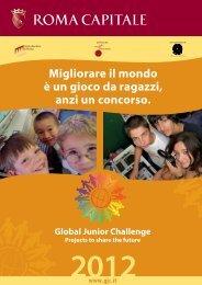 Il Booklet dei progetti finalisti - Fondazione Mondo Digitale