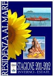 STAGIONE 2010 - 2011 - Residenza al mare Alassio