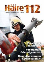 Haire112 2/2011 - Päästeamet