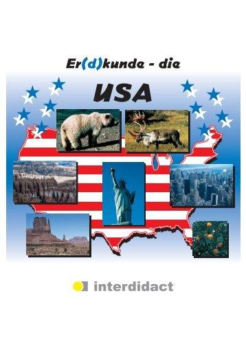 Produktinfo USA