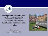 Präsentation (PDF) - Stifterverband für die Deutsche Wissenschaft