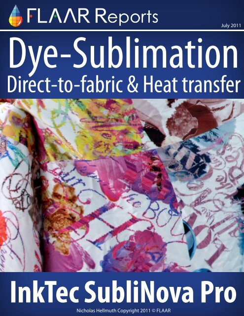 Dye-Sublimation - large-format-printers.org