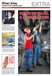 Berufswahl und Ausbildung - Eßlinger Zeitung ONLINE
