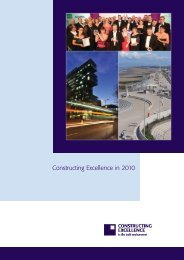 COEX Annual Report 2010.qxd - Constructing Excellence