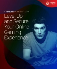 Level Up and Secure Your Online Gaming Experience - Trend Micro