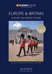 EUROPE & BRITAIN - Scenic Tours