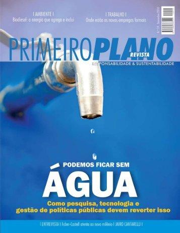 Clique aqui e baixe o PDF desta edição - Primeiro Plano