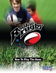 How To Play The Game - USA Rugby