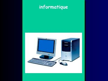 informatique informatique - Cramif