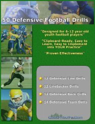 50 Defensive Football Drills