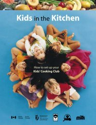 Kids in the Kitchen: How to set up your Kids' Cooking Club