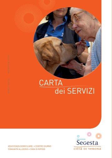 Scarica la carta servizi - LaCasadiRiposo.it