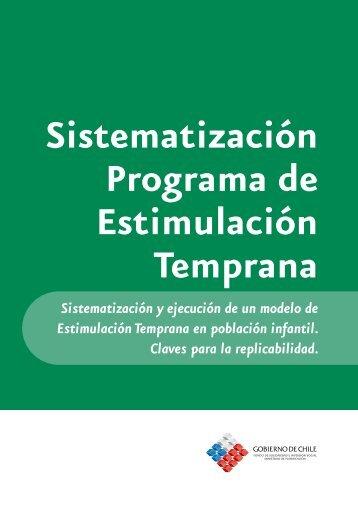 Sistematización y ejecución de un modelo de Estimulación ...