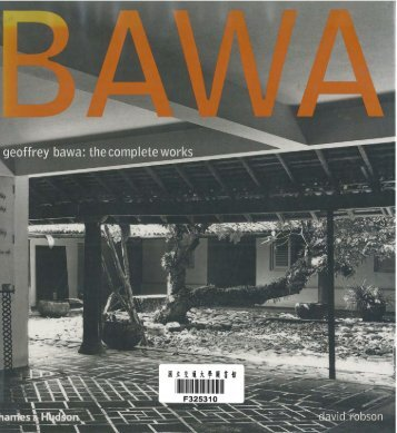 Geoffrey BAWA:The Completed Works.pdf