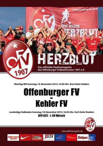 Mittelbadische Presse - Offenburger FV