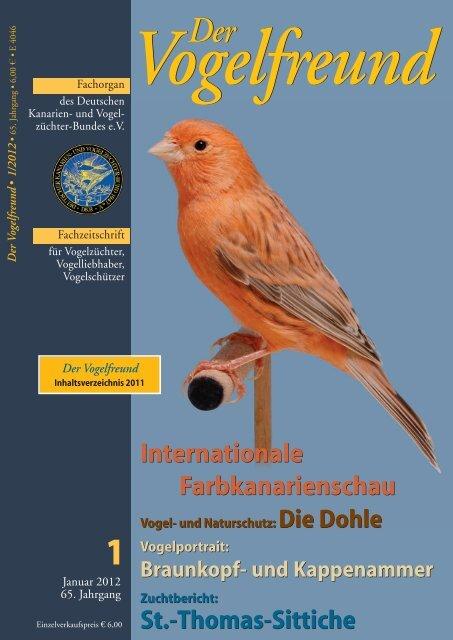 Internationale Farbkanarienschau Internationale Farbkanarienschau