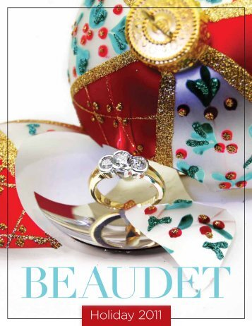 Holiday Catalog - Beaudet Jewelry