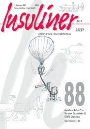 01. Dezember 2009 INSULINER 89