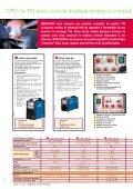 GAMME DE POSTES TIG - Oerlikon Servicios > Welding Assistance - Page 4