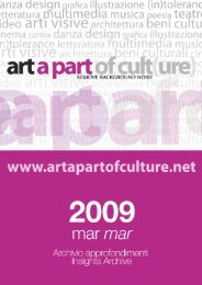 Scarica | Download - art a part of cult(ure)