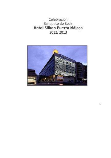 Hotel Silken Puerta Málaga - Hoteles SILKEN