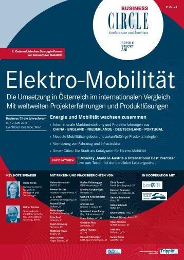 Programm samt Anmeldeformular - Österreichische ...