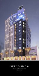 Luxury Hotel Apartments Burj Area - Damac Properties