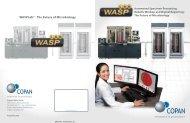 WASPLab™: The Future of Microbiology - Copan Italia