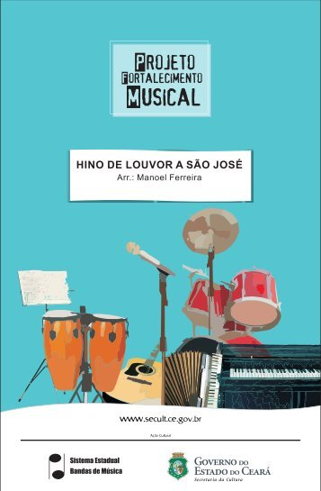 Finale 2009 - [Hino de Louvor a São José] - Secretaria da Cultura ...
