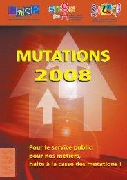 P 01 (Mutations 2008) - Le Snuep