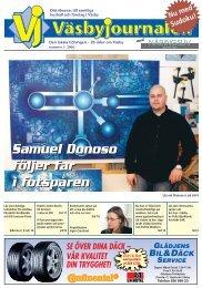 Väsbyjournalen nr 3, 2006