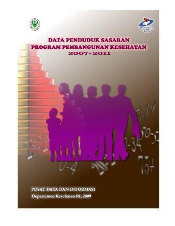 Data Penduduk Sasaran Program.pdf - Departemen Kesehatan ...