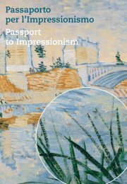 Passaporto per l'Impressionismo Passport to ... - Palazzo Strozzi