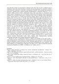 MORAVSKOSLEZSKÉ PALEOZOIKUM 2009 - Katedra geologie UP - Page 6